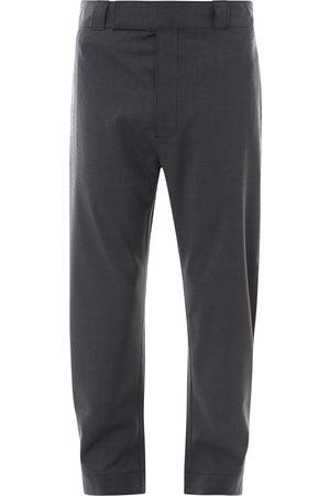Prada Men Jeans - Wool trouser