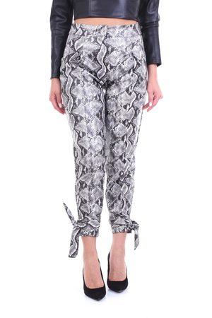 TPN Women Chinos - Trousers Chino Women and white