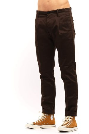 Nine In The Morning Men Jeans - Pants for men FOLD TABACCO