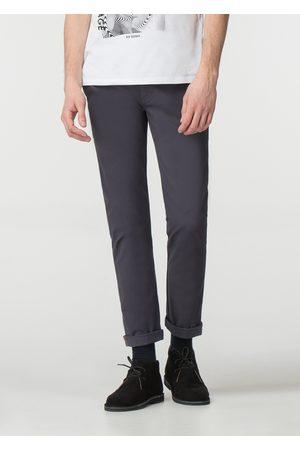 Ben Sherman Dark Navy Stretch Skinny Chino Trousers