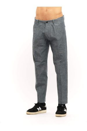 Nine In The Morning Pants for men KENT INDIGO