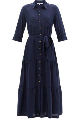 Heidi Klein Tiered Recycled-fibre Maxi Dress - Womens