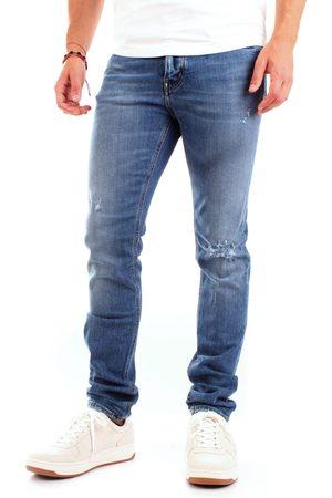 haikure Men Jeans - MEN'S HEM03163DS042L0384DENIM COTTON JEANS