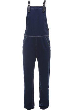Burberry Women Dungarees - Dark denim overalls