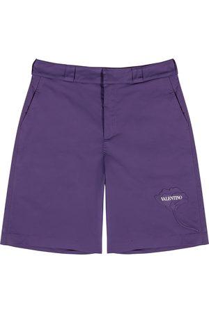 VALENTINO Shell shorts