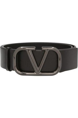 VALENTINO Garavani - V Logo belt H.40