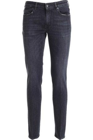 Hogan Men Jeans - MEN'S KPM8241307LTBCB999 COTTON JEANS