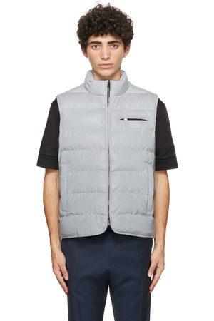HUGO BOSS Silver Reflective Baltino2112 Vest