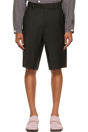 Bianca Saunders Twisted Tailored Shorts