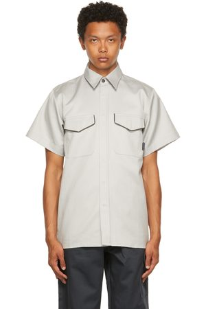 GR10K Grey Richter SN Short Sleeve Shirt