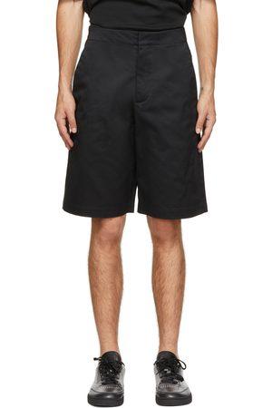 OAMC Black Vapor Shorts