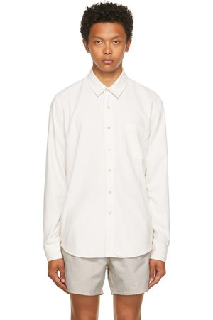 OUR LEGACY Off- Silk Classic Shirt