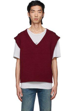 ENFANTS RICHES DEPRIMES Wool Sweater Vest