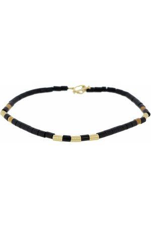 LUIS MORAIS Women Bracelets - Black and Bead Bracelet