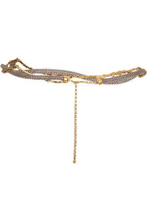 Chloé Women Belts - Daria Chain Belt