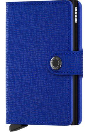 Secrid Men Wallets - Crisple Leather Mini Wallet