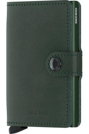 Secrid Men Wallets - Original Leather Mini Wallet