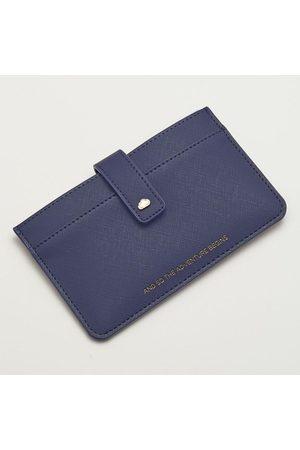 Estella Bartlett Travel document wallet, Colour: NAVY