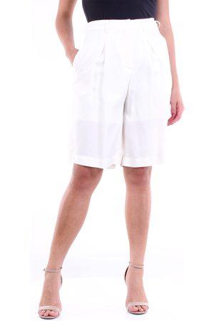 L'Autre Chose L'AUTRECHOSE Shorts bermuda Women Ivory