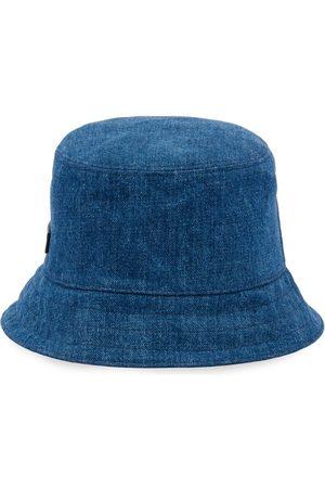 Miu Miu WOMEN'S 5HC137AJ6F0008 COTTON HAT