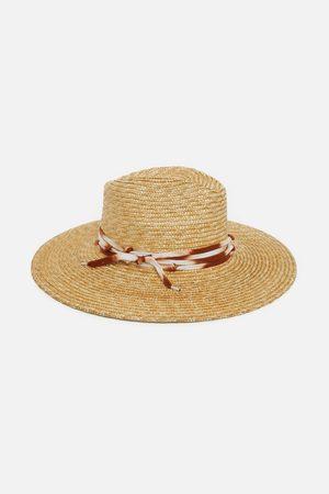 Ferruccio Vecchi Brown Trilby Hat