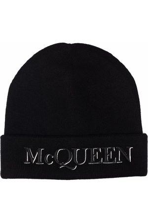 Alexander McQueen MEN'S 6631954890Q1078 WOOL HAT