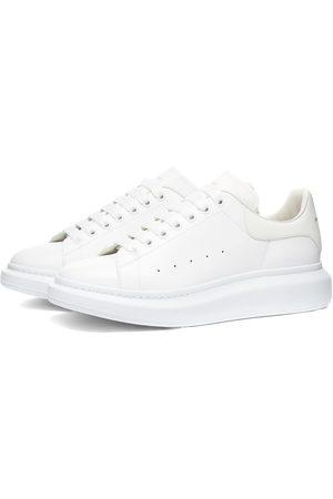 Alexander McQueen Men Platform Sneakers - Glow In The Dark Heel Tab Wedge Sole Sneaker