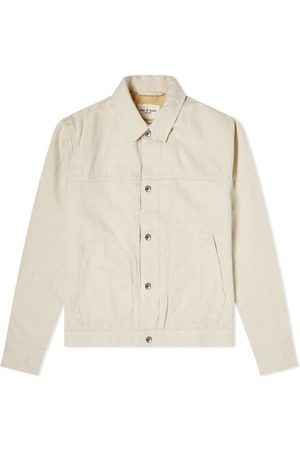 Rag & Bone Men Denim Jackets - Broken Twill Shop Jacket
