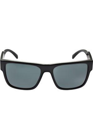 VERSACE 90s Logo Squared Acetate Sunglasses