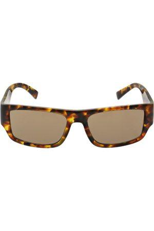 VERSACE Medusa Squared Acetate Sunglasses