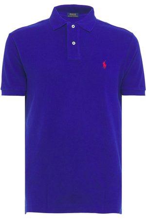 Polo Ralph Lauren Classic Slim Fit Cotton Piqué Polo