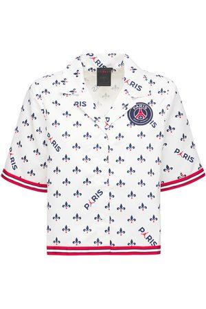 Nike Women Short sleeves - Jordan Printed Short-sleeve Shirt