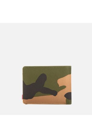 Herschel Men Wallets - Men's Roy Bifold Wallet with Coin Pouch