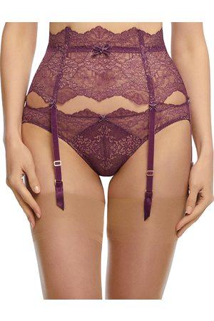 Dita Von Teese Women Underwear Accessories - Metallic-Lace Suspender Belt
