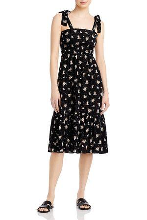 Ava & Esme Women Strapless Dresses - Floral Tiered Tie Shoulder Dress (58% off) - Comparable value $118