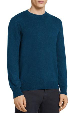 Z Zegna Ermenegildo Premium Cashmere Crewneck Sweatshirt
