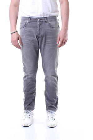 GRIFONI Straight Men Light grey