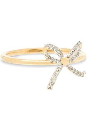 Adina Reyter Women Rings - Woman 14-karat Diamond Ring Size 5