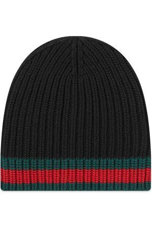 Gucci Men Beanies - GRG Band Knit Beanie