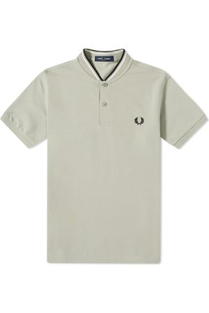 Fred Perry Bomber Collar Polo