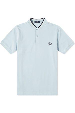 Fred Perry Men Polo Shirts - Bomber Collar Polo