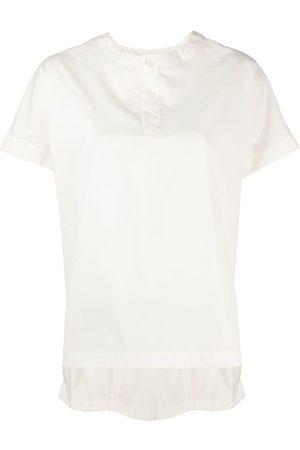 Marni Flared short-sleeve T-shirt