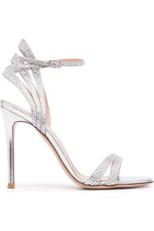 Gianvito Rossi Women Heeled Sandals - Freesia stiletto-heel sandals