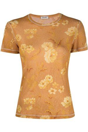 Nanushka Guy floral T-shirt