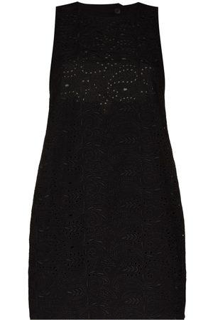 Three Graces London Women Party Dresses - Gaia open-back mini dress