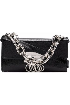 Dsquared2 Chain-detail clutch bag