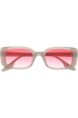 Gentle Monster Square - Square-frame sunglasses - Grey