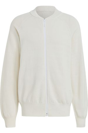Y-3 Cardigans - Knitted full-zip cotton cardigan