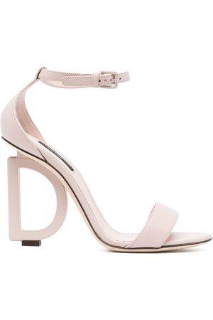Dolce & Gabbana Keira 105mm DG-heel sandals