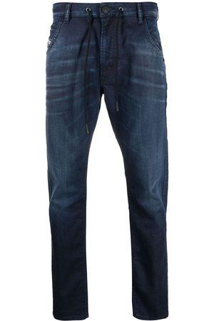 Diesel Men Slim - Krooley drawstring tapered jeans